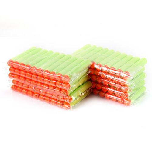 500 Bullets Darts Elite Series Green Head Toy