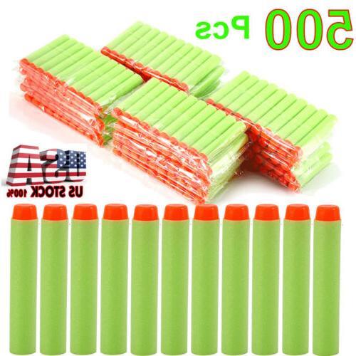 500 pcs soft gun bullets darts