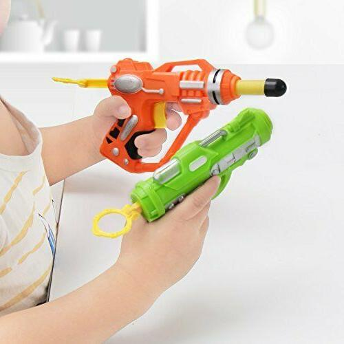 6 - Gun Toy Gun N-Strike Dart Gun