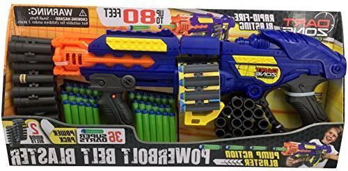 Dart Zone Powerbolt Blaster