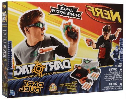 Hasbro NERF Dart Tag - Ultimate 2-Player Dart Duel Set