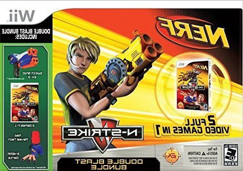 Nerf: N-strike Double Blast