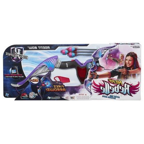 Nerf Rebelle Agent Blaster arrows