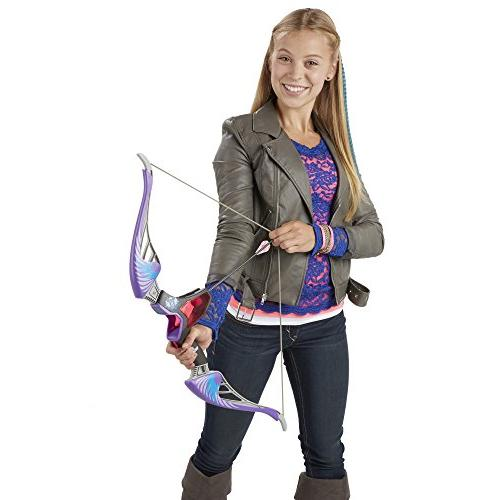 Nerf Agent Bow Blaster with arrows