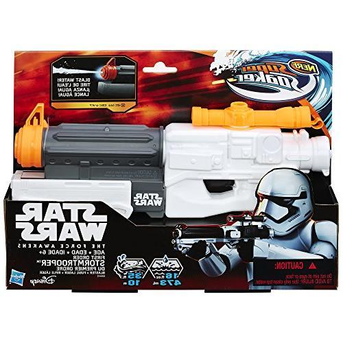SUPERSOAKER Star Wars VII First Order Blaster