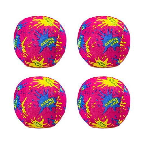 Super Z Outlet Water Splash Balls for Pool, Summer Beach and Fun Party Activities
