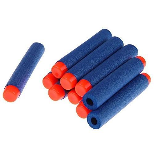 Yosoo 400pcs 7.2cm Refill Bullet Darts N-strike Elite Kid Toy Gun