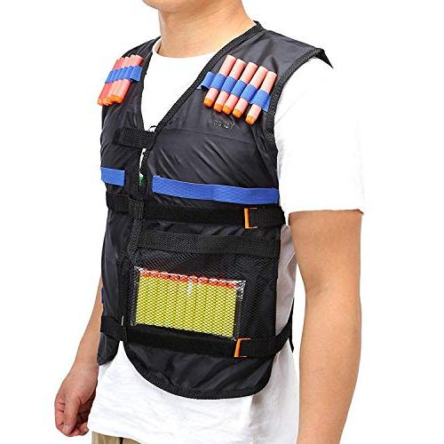 Yosoo Kids Vest Soft Nerf Series