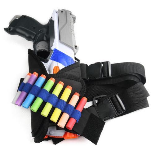 adjustable military tactical drop leg thigh pistol