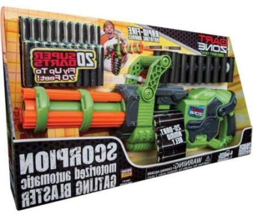 adventure force scorpion motorized gatling