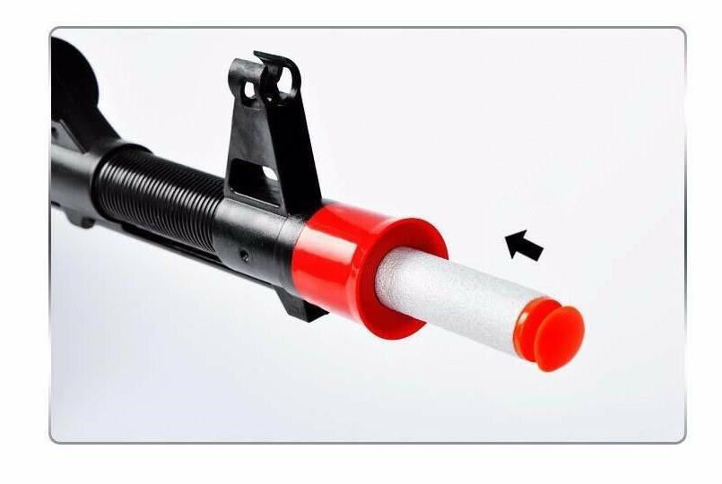 AK 47 3Pcs Bullet Water Absorb Gun