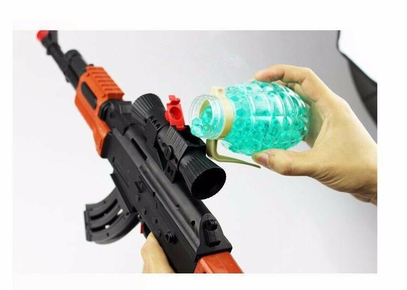 AK 47 3Pcs Soft Water Gun