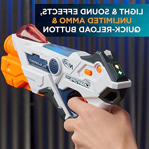 Nerf E2281 AlphaPoint Ops Pro Blasters - - &