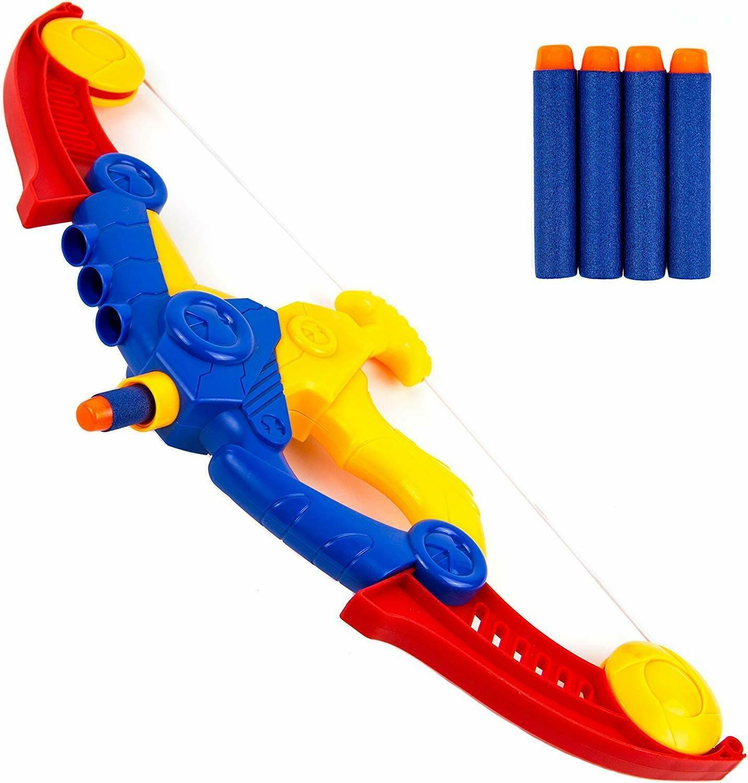 Archery Gun N-Strike Foam & Toy Kids