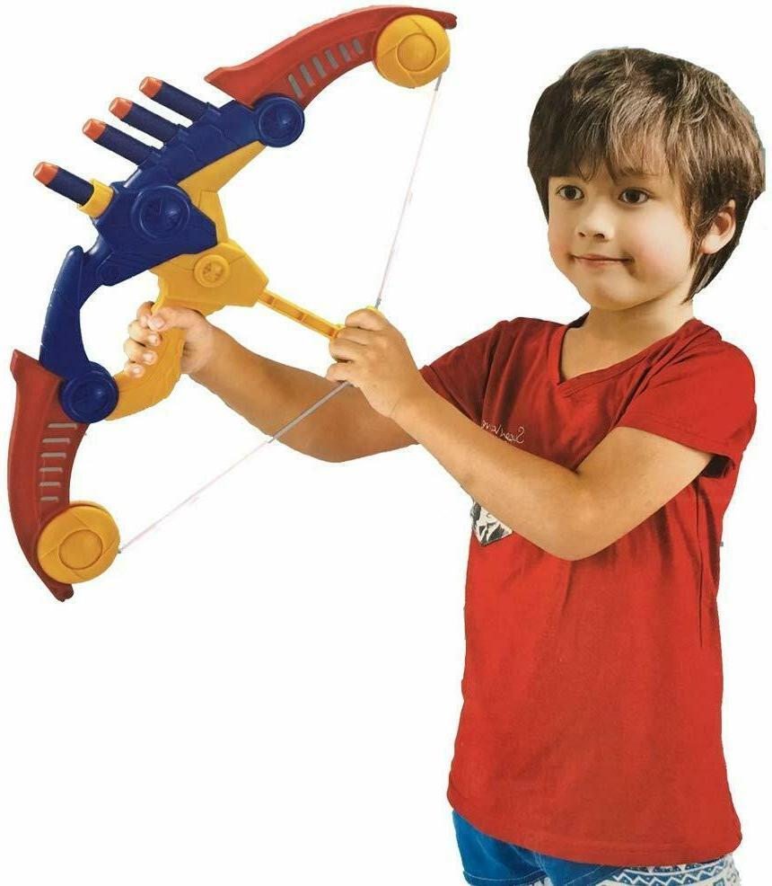 Archery Nerf N-Strike Elite Foam Bow & Set Toy for Kids