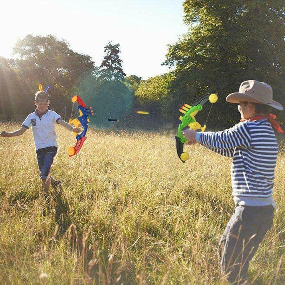 Archery Gun Nerf N-Strike Elite Foam & Set Toy