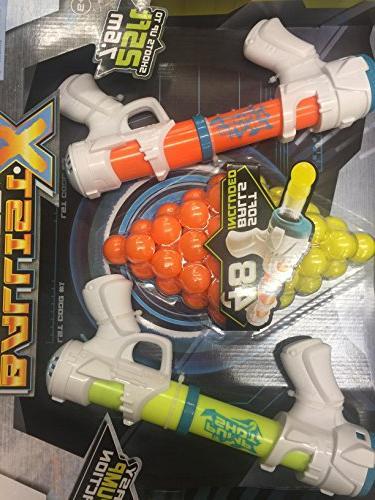 Ballist Gun Soft Balls