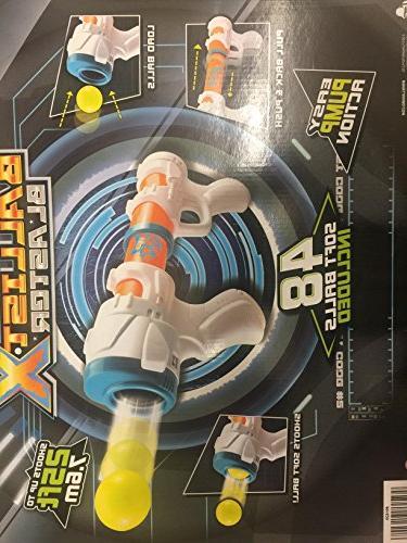 Ballist X Gun Balls to
