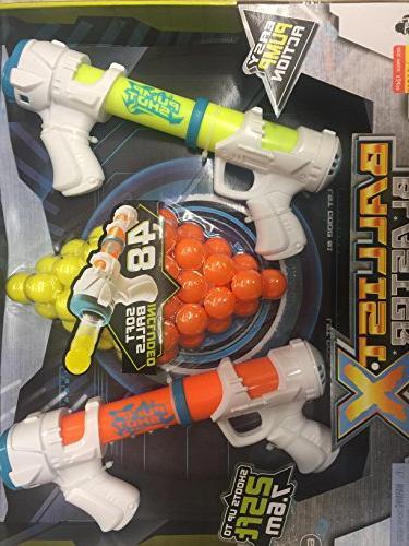 ballist blaster toy gun included