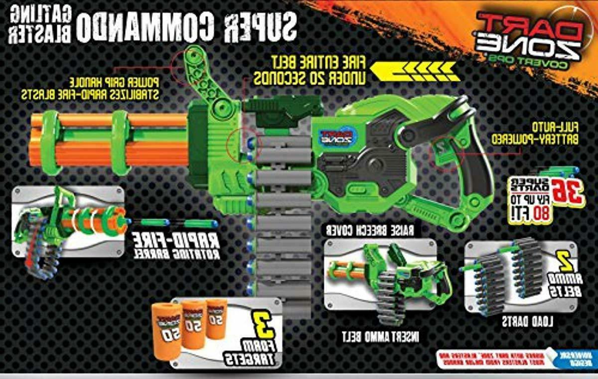 Big Gun Automatic Belt Blaster For Auto