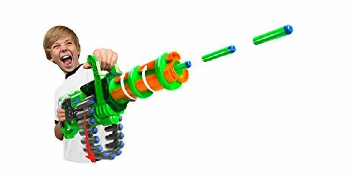 Big Gun Automatic Blaster For Auto