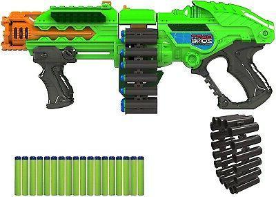big nerf machine gun motorized powerbolt belt