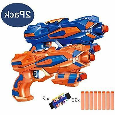 Blasters & Foam Fstop With Nerf Guns 30