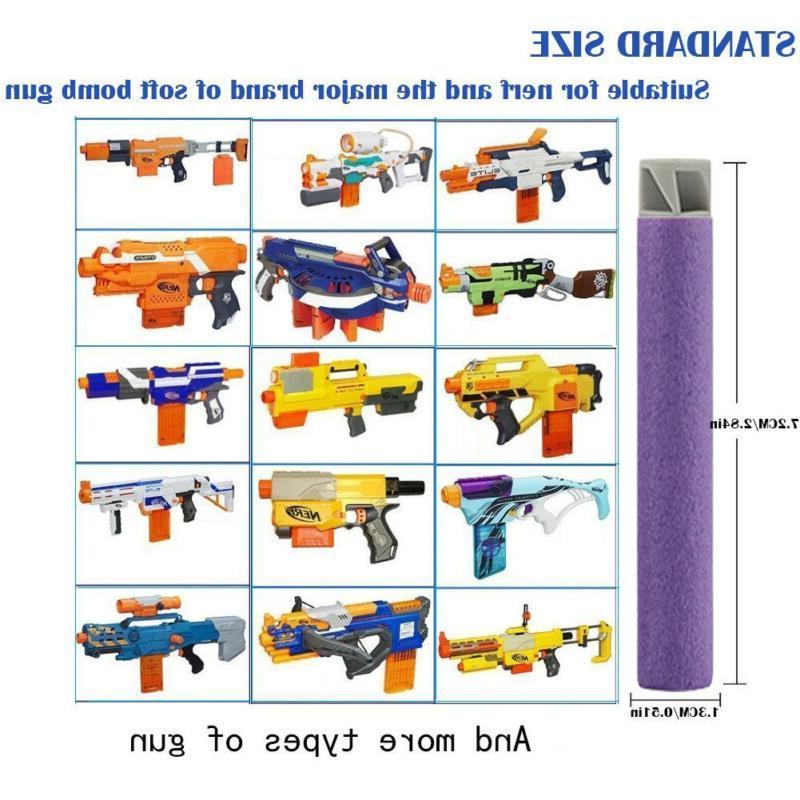 Boys Bullet For Nerf Series Toy Gun