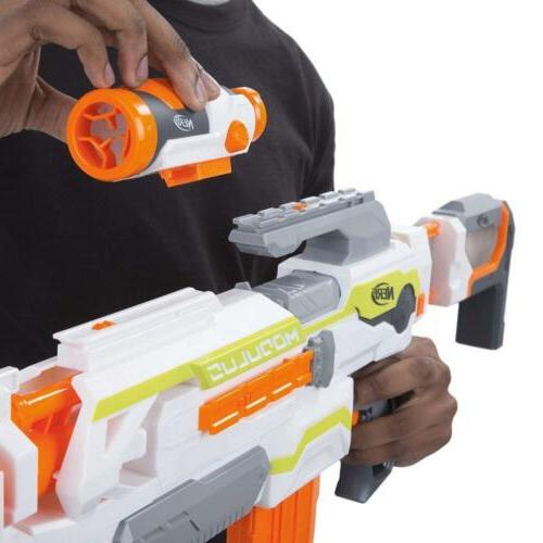 Brand New! Nerf Modulus ECS-10 Build Own Motorized