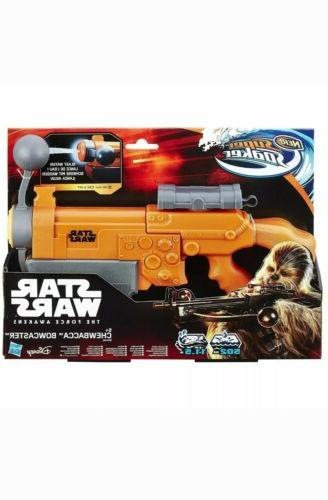 chewbacca bowcaster super soaker b4446eu5 star wars
