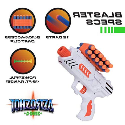 USA Toyz Targets for - AstroShot Zero G Orbs Target for Girls and