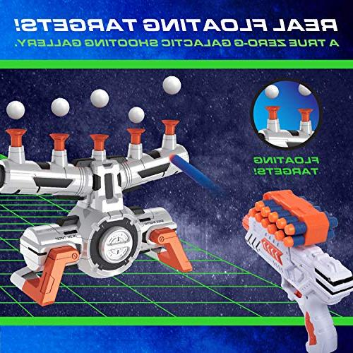 USA Toyz Targets - AstroShot Orbs Target Practice with Guns for and