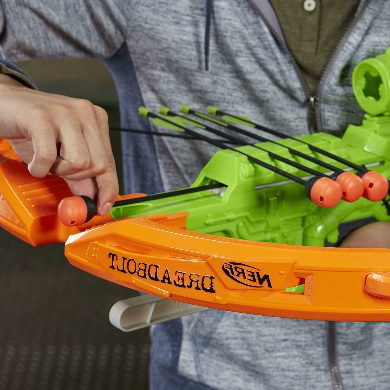 Crossbow Blaster Bow Strike Dreadbolt Crossbow Fires