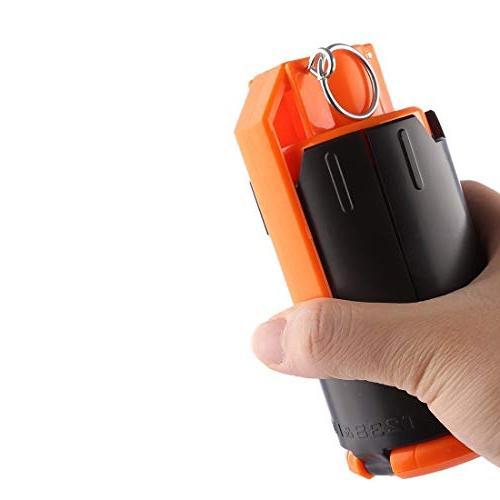 Aevdor CS Nerf Rival Bullets Grenade Blaster