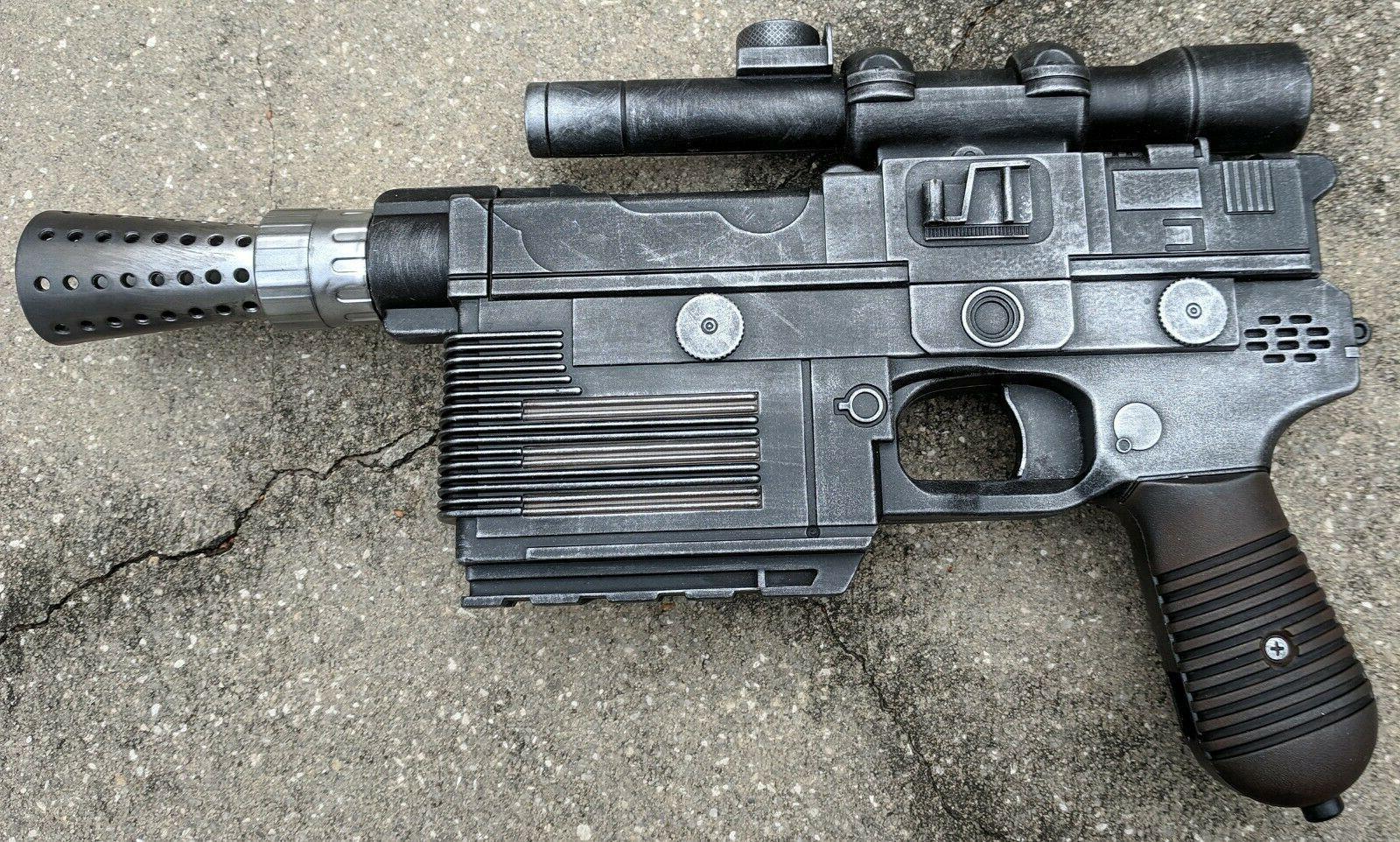 custom han solo dl 44 heavy blaster