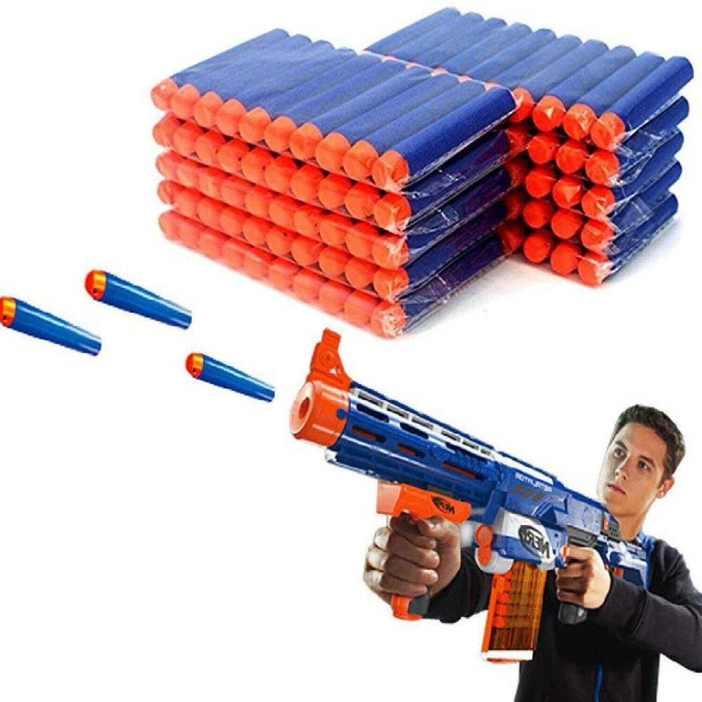 For Darts 200 Foam Bullet N-Strike Elite Gun Series Blaster