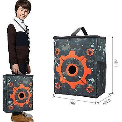 DEKITRU Blasters & Bag For Gun With