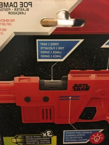 Disney Hasbro Star Wars Nerf Blaster &