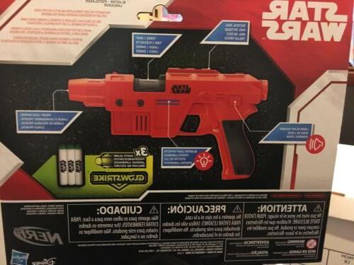 Disney Wars Nerf Poe Blaster