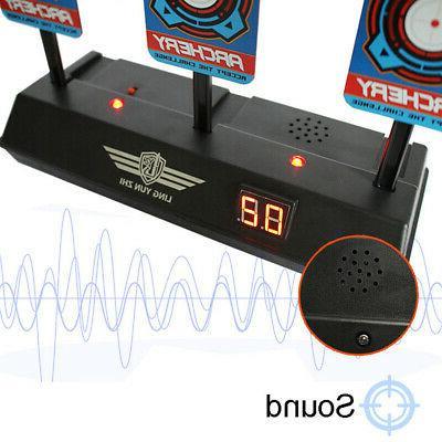 Electric Score Toy Fr NERF N-Strike Elite Blasters Kids Toy