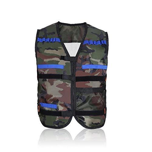 Yosoo Elite Vest EVA Gun Elite
