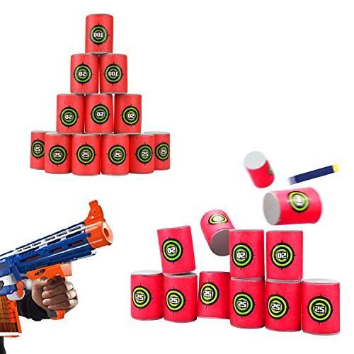 eva soft bullet target