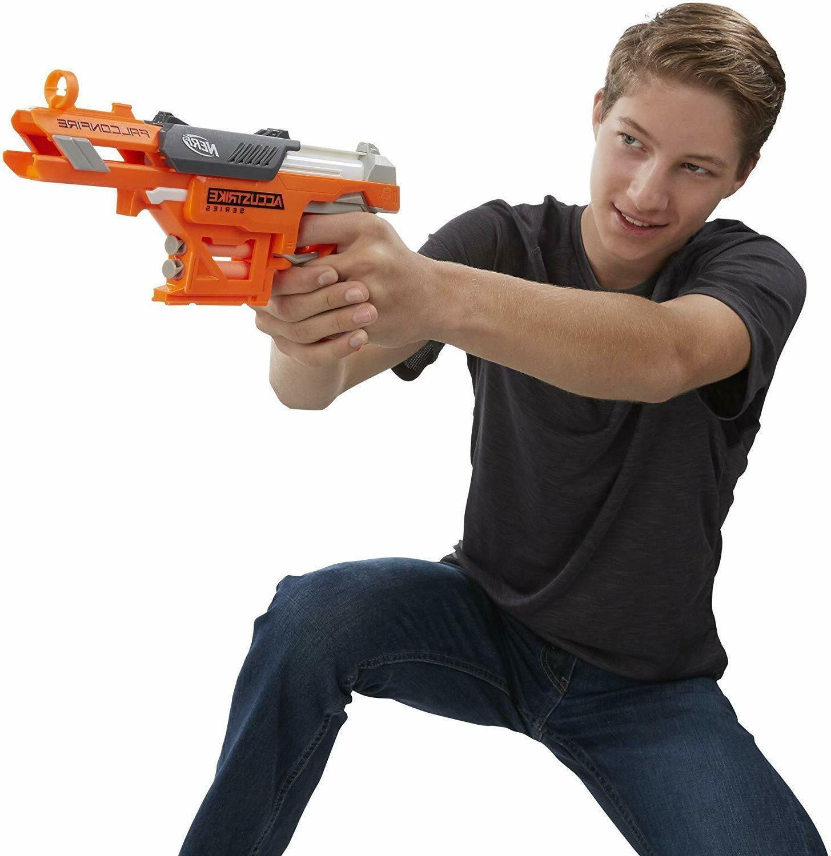 Nerf Falconfire Nerf For Boys N-Strike Elite Gun