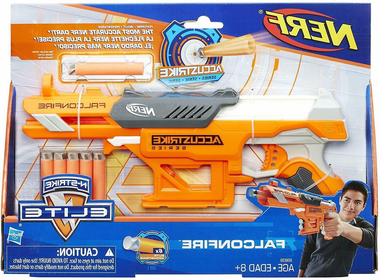 Nerf Elite Gun For