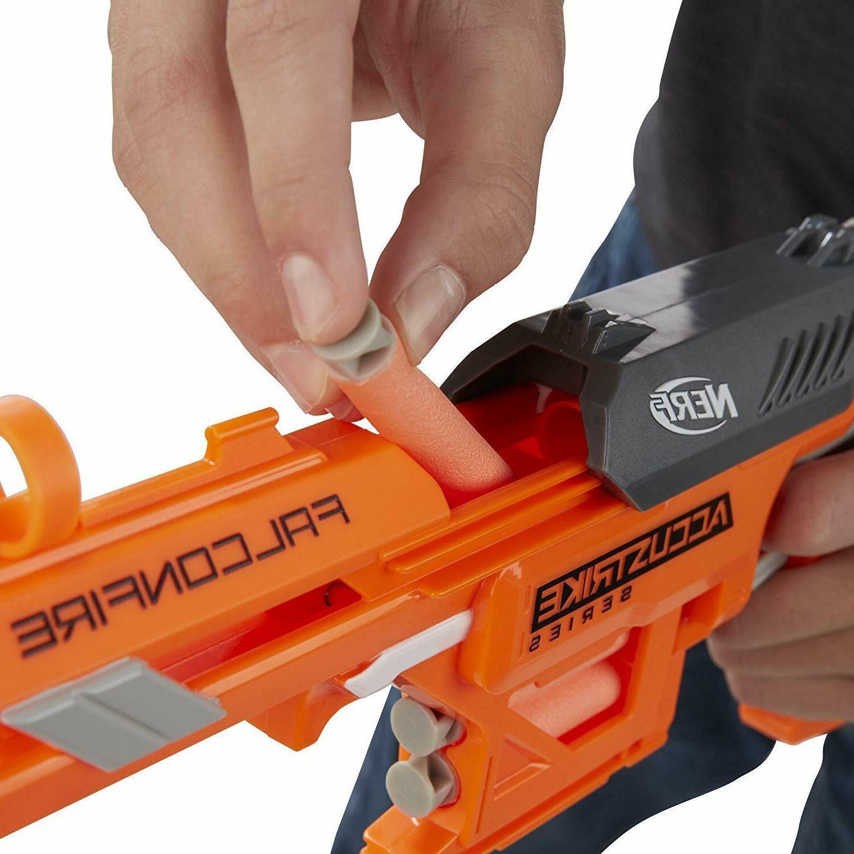 Nerf Falconfire Guns For Boys N-Strike Elite Gun Nerf For
