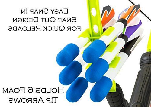 Marky Faux 3 - Shoots 100 Feet - Foam Set