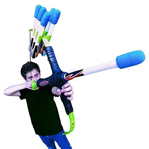 Marky Sparky Faux 3 - Shoots 100 Bow Arrow Set