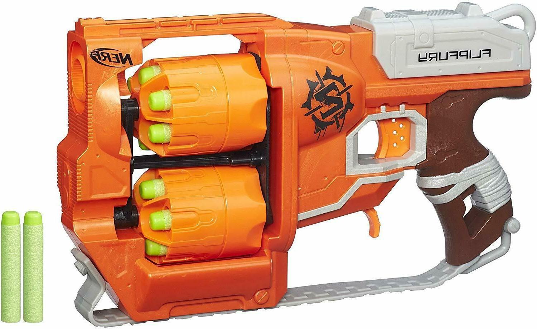 flipfury guns for boys zombie strike blaster