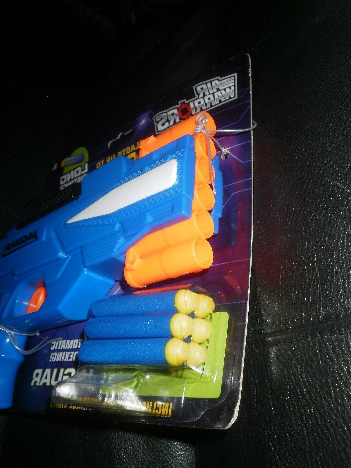 Air Warriors Soft Dart Gun Similiar Sealed Package