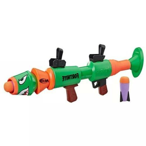 NERF Rl Blaster for Teen, Fun Game Gun